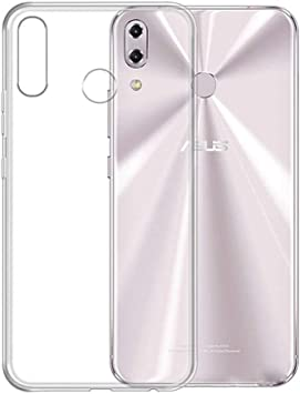 TenYll Funda ASUS Zenfone 5z ZS620KL, Funda Transparente Suave TPU ...
