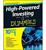 img - for [(High-Powered Investing All-in-One For Dummies )] [Author: Consumer Dummies] [Jan-2014] book / textbook / text book