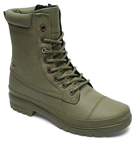 Mujer Shoes DC para Olive Amnesti TX Botas 14HHz8T