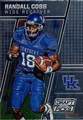 2016 Panini Prizm Draft Picks #83 Randall Cobb Kentucky Wildcats Football Card
