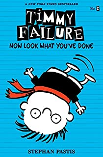 Timmy Failure book cover