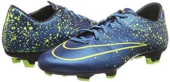 Nike Men Mercurial Victory V Fg Soccer Cleat (8.5 D(m) Us Men, Squadron Blue) 4