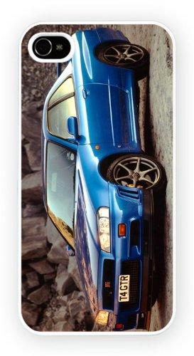 Nisan SKYLINE R34 Blue, iPhone 5C, Etui de téléphone mobile - encre brillant impression