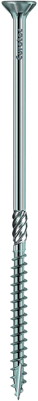 5,0 x 90 mm Eurotec Paneltwistec Senkkopf Universalschraube Stahl blau verzinkt Torx 200 St/ück