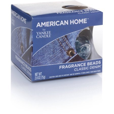 Yankee Candle Classic Demin Fragrance Beads, American Home Collection