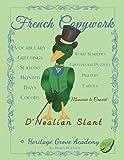 French Handwriting Copywork: D