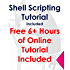 Shell Scripting Tutorial For Unix Linux - Included Free 6+ Hours of Online Tutorial Included