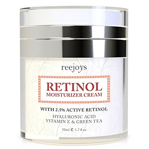 Retinol Moisturizing Cream Anti Aging Night Moisturizer For Women Face Eyes With Anti Wrinkle Technology Hyaluronic Acid Vitamin E Green Tea Best Acne Scar Treatment Care Dark Circles Spot - Taylor Eye Swift Shadow