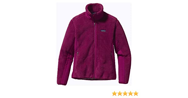 72d6b3921 Amazon.com : Patagonia Women's Classic Retro-X Jacket - Magenta S : Sports  Fan Outerwear Jackets : Clothing