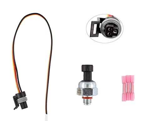 XA Injection Control Pressure ICP Sensor DT466E