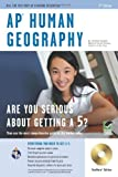img - for AP Human Geography w/ CD-ROM (Advanced Placement (AP) Test Preparation) by Dr. Christian Sawyer (2009-10-16) book / textbook / text book