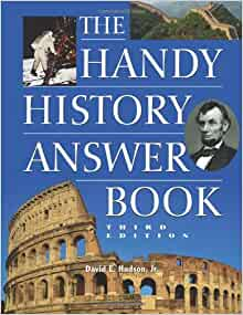 the handy history answer book pdf