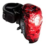 NiteRider Solas 150 USB Rechargeable Bike Tail Light Powerful Lumens Bicycle LED Rear