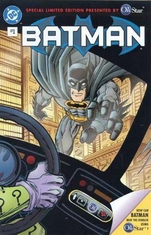 Download Batman On Star Giveaway #1 PDF