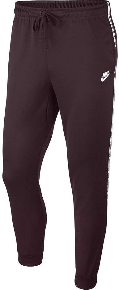 pantalon nike sportswear bordeaux