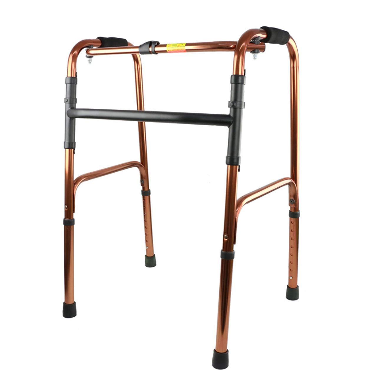 値頃 高齢者歩行器 B07L2KFS5B、アルミニウム合金歩行補助具、容易な折り畳み補助歩行器 B07L2KFS5B, こだわりのアイタイショップ:9ac5f8a0 --- a0267596.xsph.ru