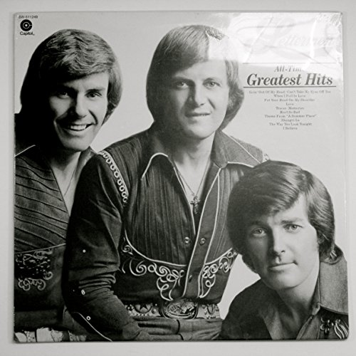 all-time greatest hits LP (The Best Of The Lettermen)