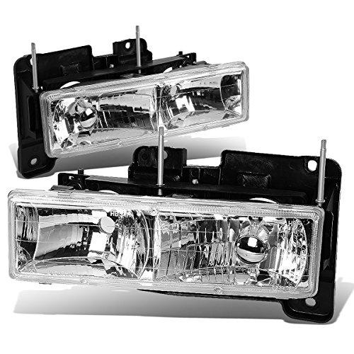 96 gmc replacement headlight bulb - 5
