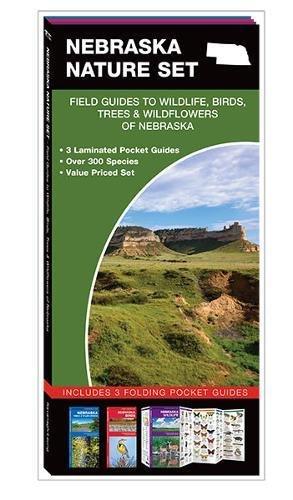 Nebraska Flower State Bird (Nebraska Nature Set: Field Guides to Wildlife, Birds, Trees & Wildflowers of Nebraska)