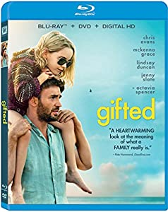 Cover Image for 'Gifted [Blu-ray + DVD + Digital HD]'