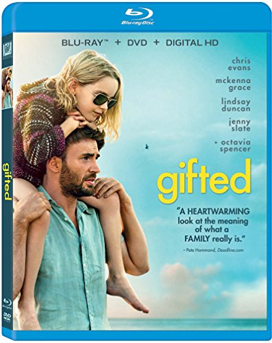 Gifted (Blu-ray + DVD + DHD)