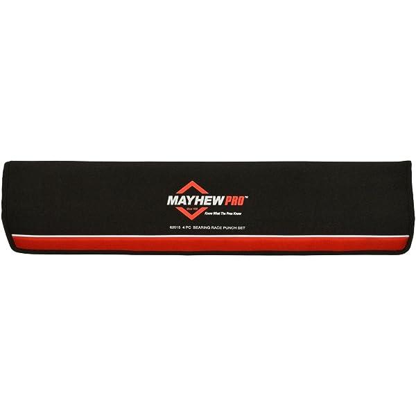 Mayhew Tools 62015 Bearing race Punch Set 4 Pieces