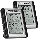 VIVOSUN Digital Indoor Thermometer & Hygrometer