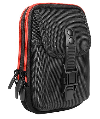 camera lens filter case, filter holder, Side pouch for camera, dslr camera filter side pouch for by WGear