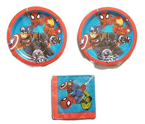 Designware Marvel Super Hero Adventures 9