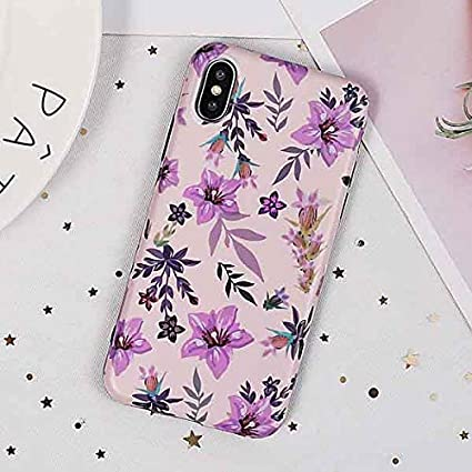 Amazon Com Fitted Cases Art Flowers Green Leaf Phone Case