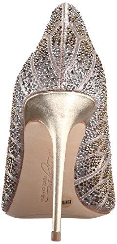 Camuto Damen Dress Gold Soft von Olivier Imagine Vince für Pump YfqwTU