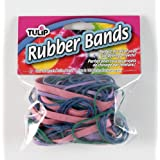 Tulip 27703 Rubber Bands, 100-Piece