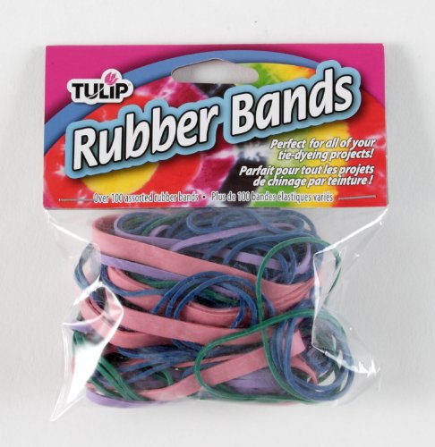 Tulip Rubber Bands 100-pc