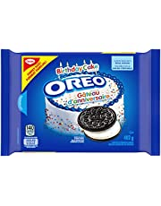 Oreo Birthday Cake Family Size Cookies, 482 g (Pack of 1)