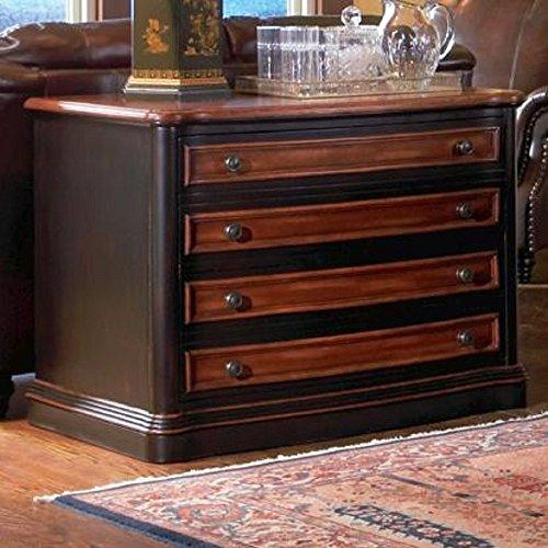 Coaster Gorman Espresso File Cabinet