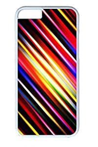 The Colorful Lines 1 Slim Soft For SamSung Galaxy S5 Case Cover Case PC White Cases