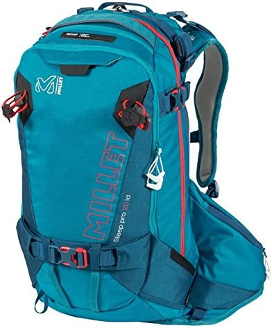 MILLET - Sac A Dos Steep Pro 20 Femme 20l - Turquoise: Amazon.fr ...
