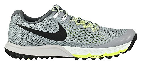 f367c9b55170 Nike Herren Zoom Terra Kiger 4 Trail Laufschuhe Stealth    Schwarz-Dunkelgrau-Volt