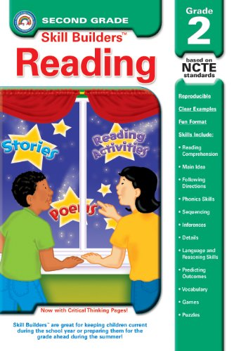 Read Online Skill Builders - Reading: 2nd Grade ebook