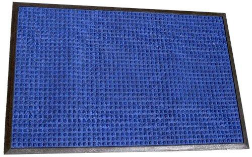 Door Vestibule Heavy Duty (Durable Corporation Polyester Stop-N-Dry Polyester Carpet Mat, for Indoors & Vestibules, 36