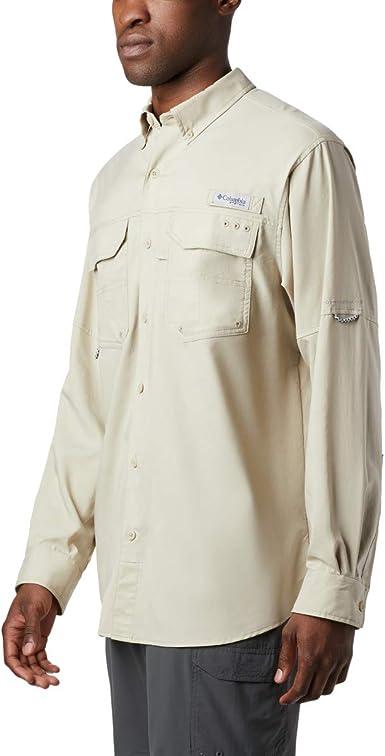 Columbia - Camisa de manga larga para hombre: Amazon.es: Ropa y accesorios