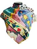 KaruSale Fashion Handmade Silk Painted S
