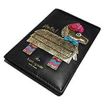 Kate Spade Piñata Applique Passport Holder PWRU5704 Hola