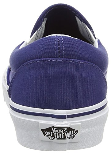 Azul adulto Vans EU Zapatillas 35 Slip White stripes Classic Blue on Multicolor true Unisex navy twilight pCCqAaPwn