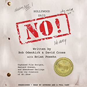 Hollywood Said No! Hörbuch
