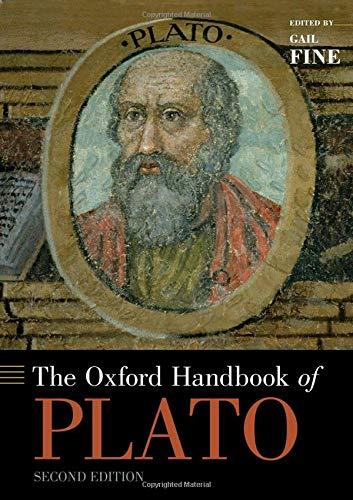 The Oxford Handbook of Plato (Oxford Handbooks) (Oxford Handbook Of Clinical Medicine 10th Edition)