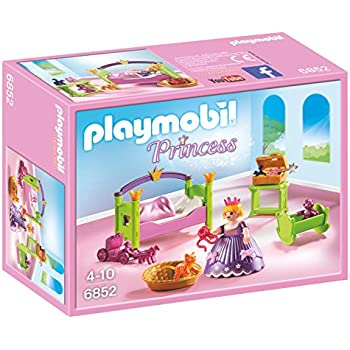 Amazon.com: PLAYMOBIL Baby Room with Cradle: Toys & Games