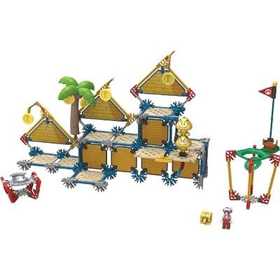 KNex Super Mario Desert Building Set: Toys & Games