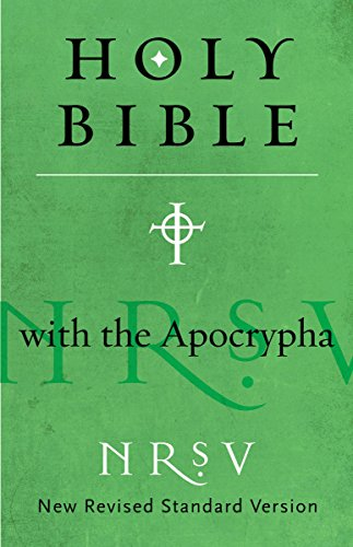 - NRSV Bible with the Apocrypha, eBook