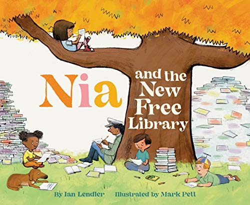Book Cover: Nia and the New Free Library